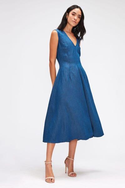 AUBREY DRESS SOLANA