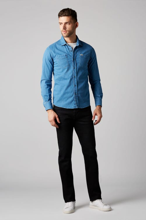 7 For All Mankind - Slimmy Comfort Luxe Snook