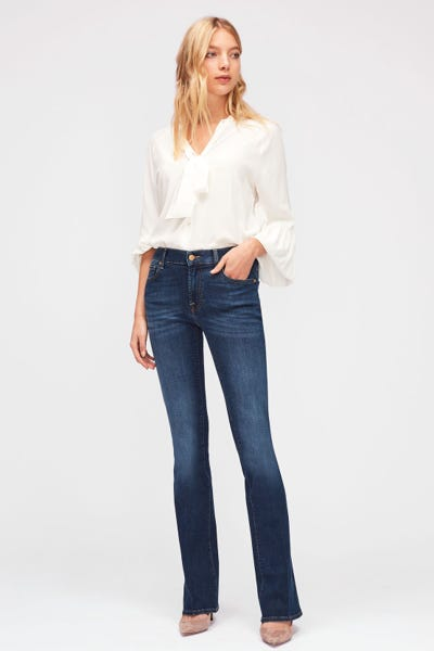 7 For All Mankind - Bootcut B(Air) Duchess