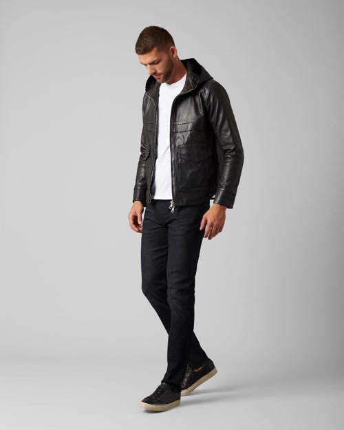 7 For All Mankind - Kayden Luxe Performance Washed Black