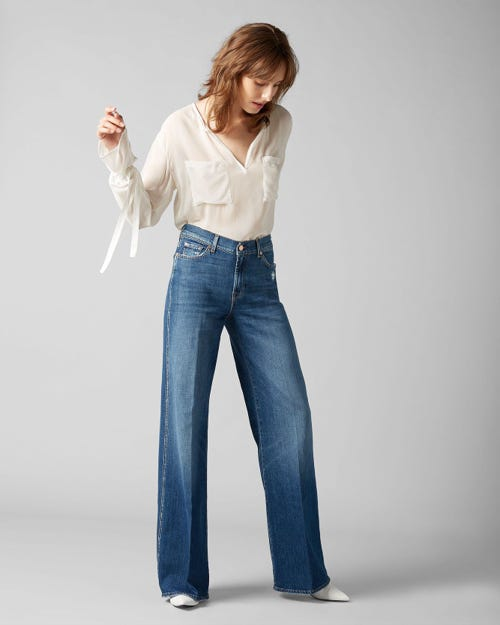 7 for all Mankind - LOTTA VINTAGE SYCAMORE