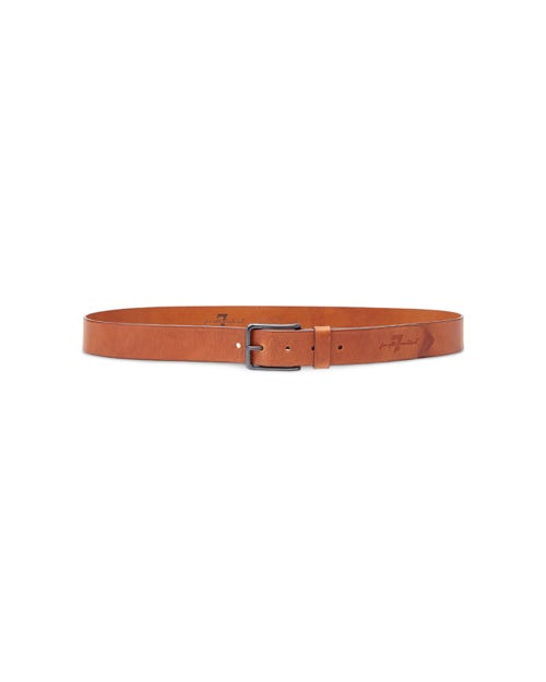 7 For All Mankind - Vintage Belt Leather Camel
