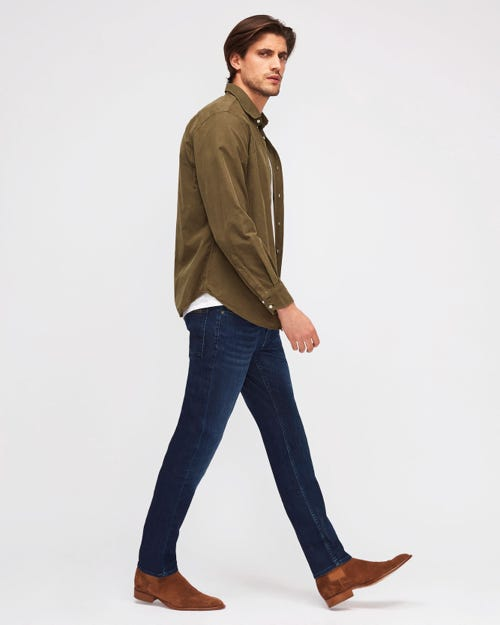 7 For All Mankind - Ronnie Luxe Performance Indigo Blue