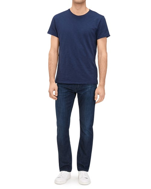 7 For All Mankind - Ronnie Weightless Denim Dark Blue
