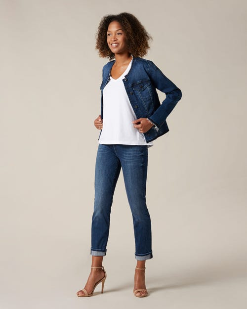 RELAXED SKINNY SLIM ILLUSION INTEGRITY