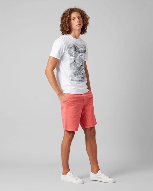 CLEAN SHORT ULTRA LIGHT WEIGHT COLORS FLAMINGO