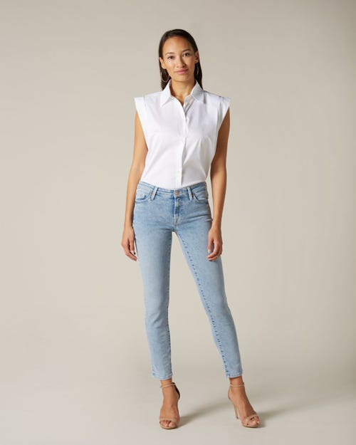 PYPER CROP SLIM ILLUSION PIER