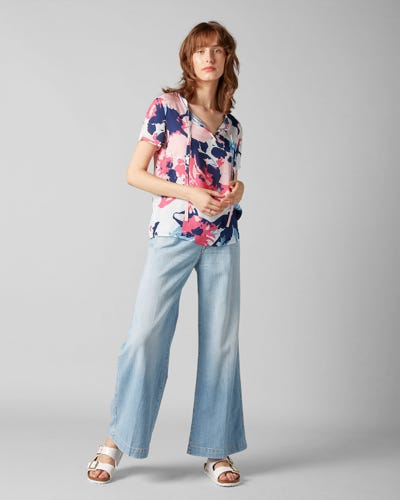 7 For All Mankind - Lotta Cropped Encinitas