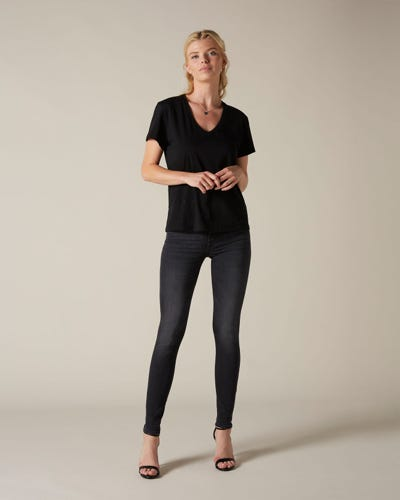 THE SKINNY SLIM ILLUSION LUXE MISTERY EMBELLISHED LABEL