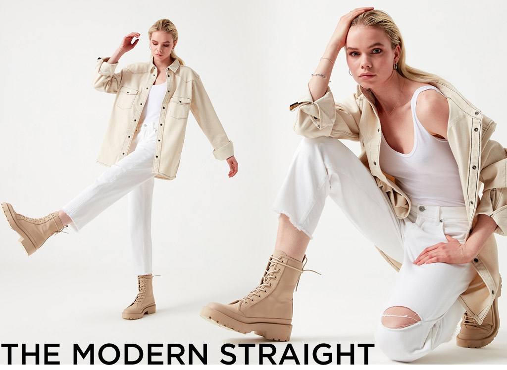 7 for all Mankind - modern straight