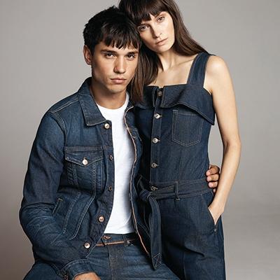 Jeans Spijkerjassen En Kleding 7 For All Mankind